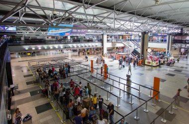 AEROPORTOS DO PARANÁ SÃO LEILOADOS; CCR ARREMATA BLOCO SUL POR R$ 2,1 BI