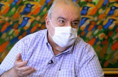 PREFEITO DE CURITIBA RAFAEL GRECA RECEBE ALTA DO HOSPITAL APÓS SOFRER AVC