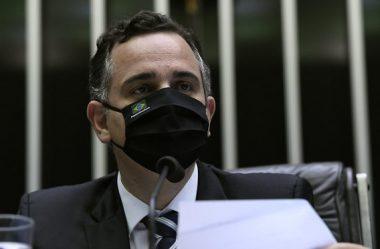 O PRESIDENTE DO SENADO, RODRIGO PACHECO, ADIA A INSTALAÇÃO DA CPI DA COVID