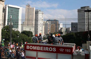CORTEJO PELAS RUAS DE SP: PARENTES, AMIGOS E APOIADORES SE DESPEDEM DE BRUNO COVAS