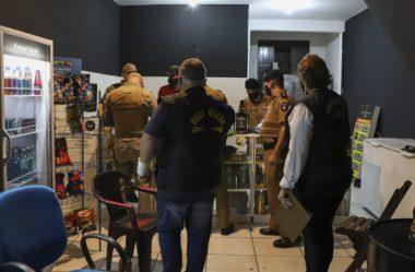 DESCUMPRIMENTO DE MEDIDAS CONTRA COVID RESULTOU EM MAIS DE R$ 8,7 MI EM MULTAS EM CURITIBA