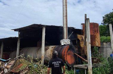 NO MÊS DO MEIO AMBIENTE, POLÍCIA CIVIL REFORÇA ALERTA SOBRE COMBATE AO CRIME