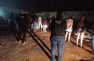 POLÍCIA PRENDE 7 ORGANIZADORES DE FESTAS CLANDESTINAS NA GRANDE CURITIBA