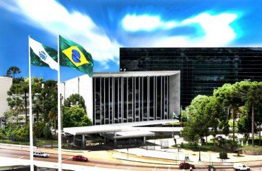 MESA DIRETORA DA ASSEMBLEIA LEGISLATIVA DO PARANÁ SERÁ EMPOSSADA EM 1º/02