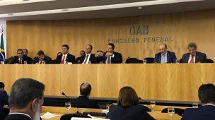 OAB PEDE QUE BOLSONARO SANCIONE LEI DE ABUSO DE AUTORIDADE