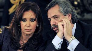 CRISTINA E O POSTE ARGENTINO PEDEM LULA LIVRE