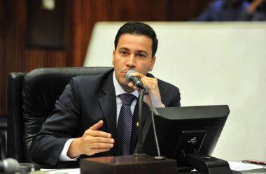 DEPUTADO QUESTIONA NA ALEP DADOS FINANCEIROS DO ESTADO
