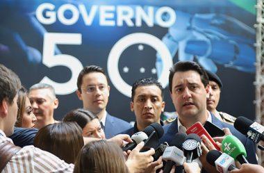 GOVERNO 5.0 PLANEJA O PARANÁ COM APOIO E PARCERIA COM MUNICÍPIOS