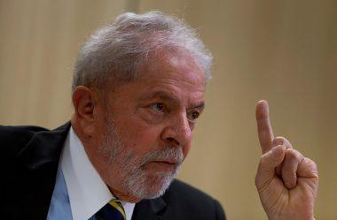 LULA REDEFINE O CENÁRIO ELEITORAL PARA 2022