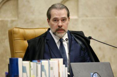 TOFFOLI OBTÉM ACESSO A DADOS SIGILOSOS DE 600 MIL PESSOAS