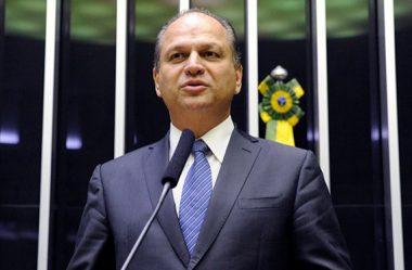 RICARDO BARROS É CHAMADO POR BOLSONARO PARA SER VICE-LÍDER NO CONGRESSO
