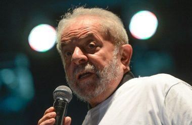 LULA NÃO ACONSELHA CANDIDATURA DO PT À PREFEITURA DE CURITIBA