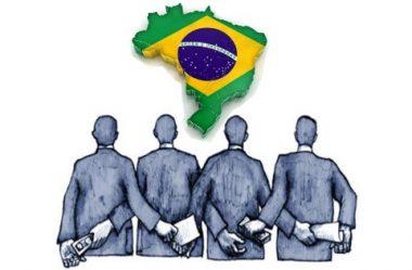 BRASIL REPETE NOTA E PIORA EM RANKING DE CORRUPÇÃO EM 2019