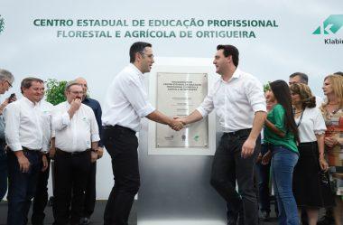 PARANÁ ABRE PRIMEIRA ESCOLA TÉCNICA DE OPERAÇÃO FLORESTAL