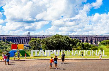 ITAIPU DEVE RECEBER 15,5 MIL TURISTAS NO CARNAVAL