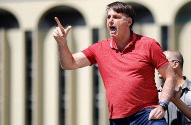 LAVA JATO COBRA COMPROMISSO COM DEMOCRACIA EM RESPOSTA A IDA DE BOLSONARO A ATO PRÓ-DITADURA