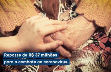 ASSEMBLEIA REPASSA R$ 37 MIL PARA COMBATER CORONAVÍRUS E LANÇA CAMPANHA