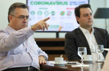 PICO DO CORONAVÍRUS DEVE ACONTECER ENTRE FIM DE ABRIL E COMEÇO DE MAIO NO PR