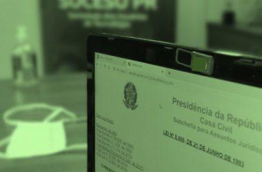 SUCESU PROMOVE WEBINAR SOBRE LICITAÇÕES DURANTE O PERÍODO DE PANDEMIA
