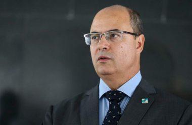GOVERNADOR DO RIO DE JANEIRO, WILSON WITZEL, É AFASTADO DO CARGO