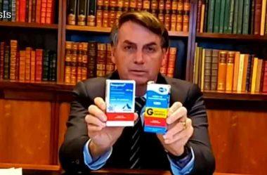 'BOLSONARO COMETE O EXERCÍCIO ILEGAL DA MEDICINA', DIZ ESPECIALISTA