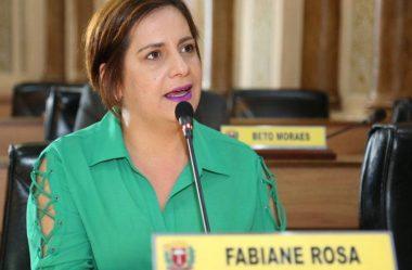TRIBUNAL DE JUSTIÇA CONCEDE PRISÃO DOMICILIAR À VEREADORA FABIANE ROSA