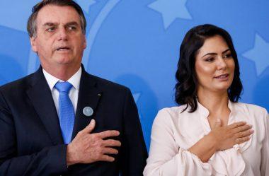 MICHELLE TERIA RECEBIDO R$ 72 MIL EM 21 CHEQUES DE QUEIROZ, DIZ REVISTA
