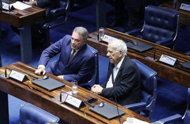 ALVARO E ORIOVISTO ASSINAM PACOTE COM NOVE PROJETOS CONTRA A CORRUPÇÃO
