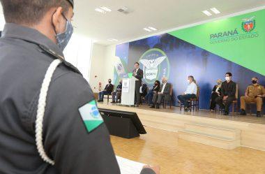 PARANÁ TERÁ 215 COLÉGIOS CÍVICO-MILITARES, MAIOR PROGRAMA DO BRASIL