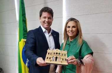 CIDA PEDE O TOMBAMENTO FEDERAL DO PALÁCIO GARIBALDI