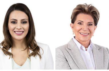 MABEL CANTO E ELIZABETH INICIAM RETA FINAL DA CAMPANHA DE OLHO EM INDECISOS