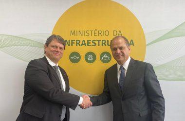 RICARDO BARROS ANUNCIA LICITAÇÃO DO CONTORNO SUL METROPOLITANO DE MARINGÁ