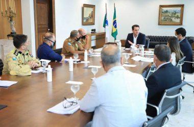 FORÇAS POLICIAIS VÃO INTENSIFICAR FISCALIZAÇÃO PARA CUMPRIMENTO DE MEDIDAS RESTRITIVAS