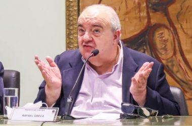 """GRECA REBATE CRÍTICA DE BOLSONARO SOBRE COMÉRCIO FECHADO: """"EU RESPEITO A VIDA"""""""