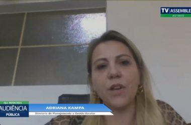 PARANÁ PLANEJA VOLTA ÀS AULAS PRESENCIAIS PARA MAIO, MAS NÃO DE FORMA UNIFICADA