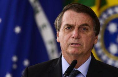 BOLSONARO: GOVERNO PODE INCLUIR R$ 2 BI NO ORÇAMENTO PARA VOTO IMPRESSO