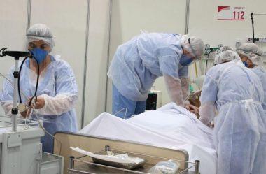 PARANÁ SE APROXIMA DE 40 MIL MORTES POR COVID DESDE O INÍCIO DA PANDEMIA
