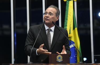 JUIZ SUSPENDE INDICAÇÃO DE RENAN CALHEIROS PARA RELATORIA DA CPI DA PANDEMIA