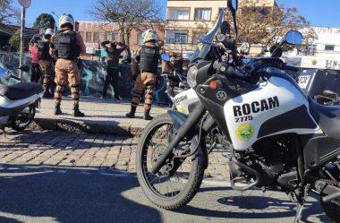 POLICIAIS INTENSIFICAM AÇÕES NA CAPITAL E FLAGRAM AGLOMERAÇÕES EM LOCAIS PÚBLICOS