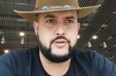 ZÉ TROVÃO DIZ QUE SOFRE PERSEGUIÇÃO E PEDE ASILO POLÍTICO NO MÉXICO