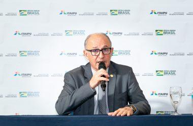 TARIFA DE ENERGIA DA ITAIPU DEVE SER REDUZIDA JÁ EM 2022 SEM PREJUÍZO A OBRAS, AFIRMA DIRETOR